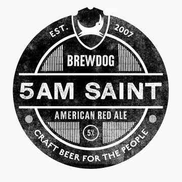 BrewDog 5 AM Saint - Биротека | Beer Logic